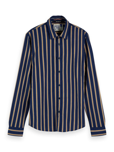 Scotch & Soda Cotton Voile Shirt Regular Fit