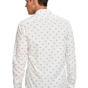 Scotch & Soda Classic All-Over Printed Shirt Regular  Fit Combo B Rear