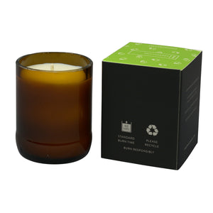 Coconut Lime Longneck Candle