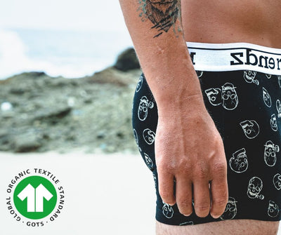 Reer Endz Deadly Romance Organic Cotton Trunks