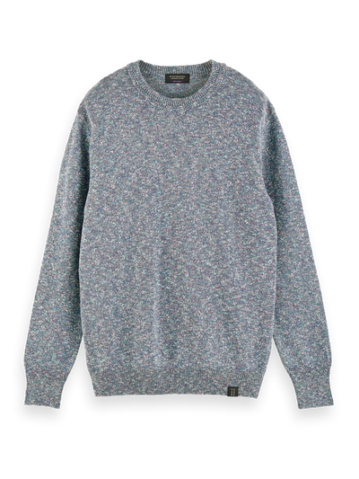 Scotch & Soda - Recycled Cotton Melange Crewneck Combo B | Buster McGee