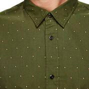 Scotch & Soda Classic All-Over Printed Shirt Regular  Fit Combo I front detail