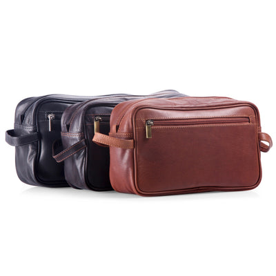 Oran Leather Huckleberry Wet Pack