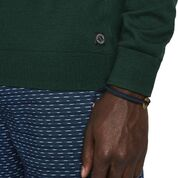 Load image into Gallery viewer, Ams Blauw Crew Neck Pullover in Green Dream