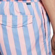 Load image into Gallery viewer, Preppy Striped Swimshort