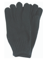 Load image into Gallery viewer, Avenel of Melbourne Wool Gloves in Black