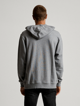 Load image into Gallery viewer, Mr Simple Fair Trade Pop Over Hood in Grey Marle