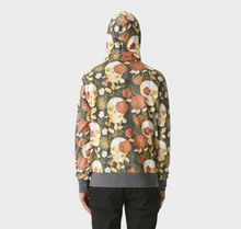 Load image into Gallery viewer, iLU Night Dreams Hood in Washed Black Back