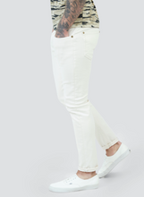 Load image into Gallery viewer, Pearly King Volcanic 5 Pocket Denim Jean in Off White