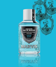 Load image into Gallery viewer, Marvis Anise Mint Mouthwash 120ml Bottle