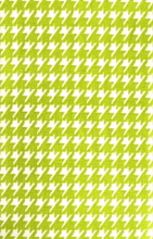 Load image into Gallery viewer, Hanky Fever Men's Handkerchief / Houndstooth in Lime