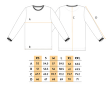 Load image into Gallery viewer, Mr Simple Waffle Long Sleeve Tee / Grey Marle