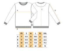 Load image into Gallery viewer, Mr Simple Fair Trade Crew Neck Fleece / Grey Marle