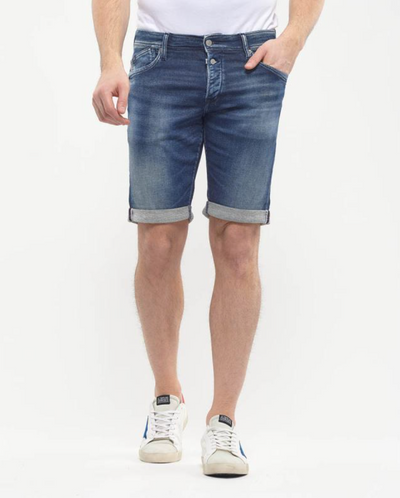 Le Temps des Cerises JOGG IF Denim Shorts
