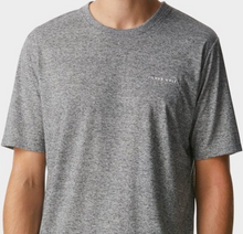 Load image into Gallery viewer, iLoveUgly Easy Logo Tee in Grey Speckle