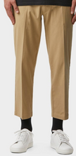 Load image into Gallery viewer, iLoveUgly Slim Kobe Pant in Tan Front