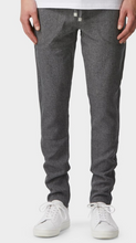 Load image into Gallery viewer, iLoveUgly Zespy Pant Mid Rise in Charcoal Front