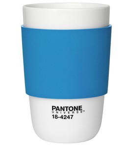 Pantone Cup Classic Ceramic Cup in Blue