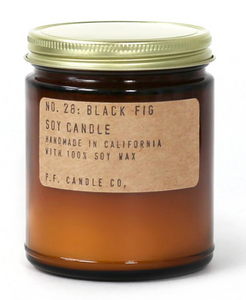 P F Candle Co Black Fig Candles