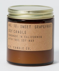 P F Candle Co Sweet Grapefruit Candles