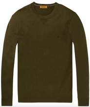 Load image into Gallery viewer, Classic Cotton Melange Crewneck