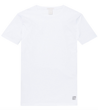 Load image into Gallery viewer, Classic Crewneck Tee with Small Print Logo