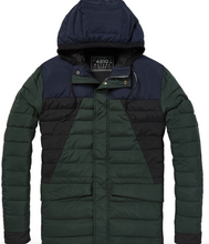 Load image into Gallery viewer, Scotch & Soda Mid Length Padded Jacket Mixed Combo A