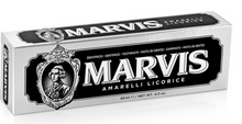 Load image into Gallery viewer, Marvis Liquorice Mint Toothpaste 85ml Tube