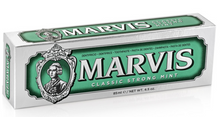 Load image into Gallery viewer, Marvis Classic Strong Mint Toothpaste 85ml Tube