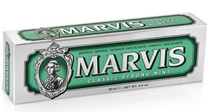 Marvis Classic Strong Mint Toothpaste 85ml Tube