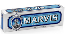 Load image into Gallery viewer, Marvis Aquatic Mint Toothpaste 85ml Tube
