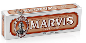 Marvis Ginger Mint Toothpaste 85ml Tube
