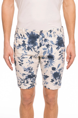 AT.P.CO Summer Print Chino Shorts