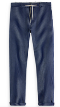 Load image into Gallery viewer, Scotch & Soda Warren Cotton Linen Trousers Combo A 0217