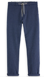 Scotch & Soda Warren Cotton Linen Trousers Combo A 0217
