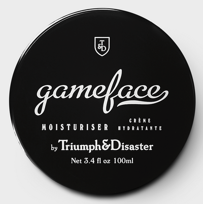 Triumph & Disaster Gameface Moisturiser 100ml Jar