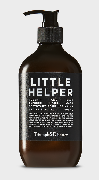 Triumph & Disaster Little Helper Handwash 500ml Bottle