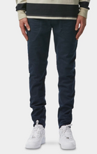 Load image into Gallery viewer, iLoveUgly Zespy Pant Mid Rise in Navy Front