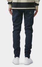 Load image into Gallery viewer, iLoveUgly Zespy Pant Mid Rise in Navy Rear