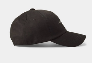 iLoveUgly Porter Cap in Black Side