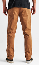 Load image into Gallery viewer, Roark Porter Chino Pant in Dark Khaki