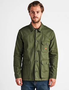Roark Square Go Jacket in Green