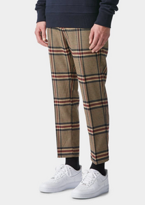 iLoveUgly Slim Kobe Pant Big Check Side