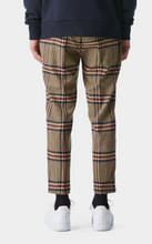 Load image into Gallery viewer, iLoveUgly Slim Kobe Pant Big Check Rear