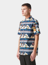 Load image into Gallery viewer, iLoveUgly Jonty Short Sleeve Shirt Expedition Side