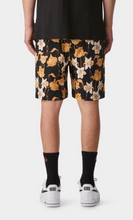 Load image into Gallery viewer, iLoveUgly Frankie Shorts Datura Rear