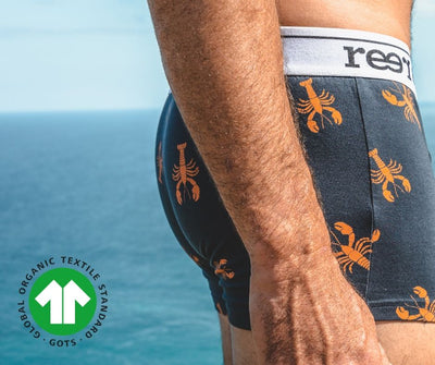 Reer Endz Snapper Organic Cotton Trunks