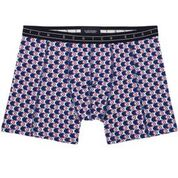 Load image into Gallery viewer, Boxer Short in colourful all-over print & stripe