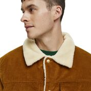 Load image into Gallery viewer, Scotch & Soda Corduroy Trucker Jacket with Teddy Lining