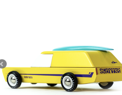 Candylab Surfman Toy Car